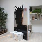Bettazzi, Nuti e Pretini - Hommage a Basquiat