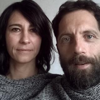 Silvia Cardini e Sven Hebeler